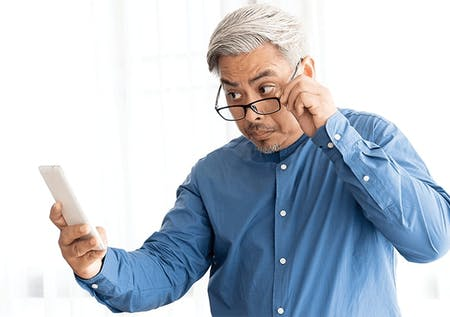 Coming Soon: Presbyopia-Correcting Eye Drops image