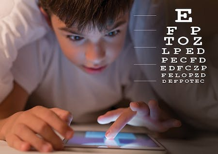 Myopia Control With Multifocal Contact Lenses image